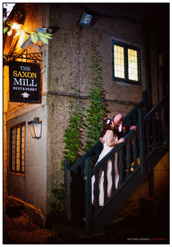 The Saxon Mill Wedding Venue