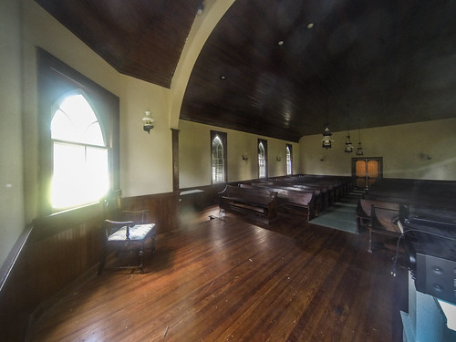 Philomath Church Interior