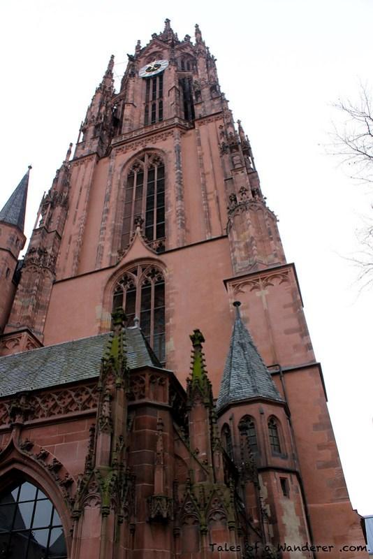 FRANKFURT AM MAIN - Kaiserdom St. Bartholomäus