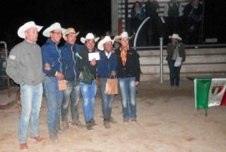 Finale del Campionato pugliese di Gimkana Western