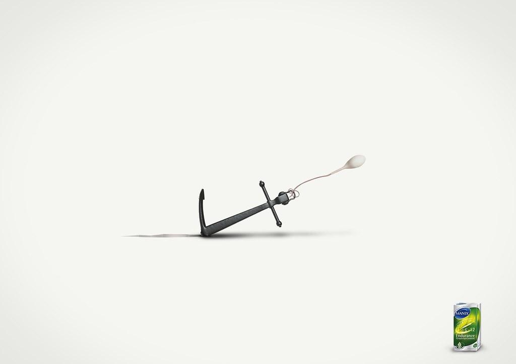Manix Endurance - Anchor-Sperm