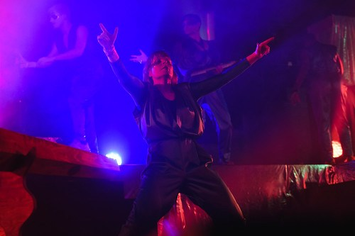 The Knife In Concert - Iceland Airwaves Music Festival 2014
