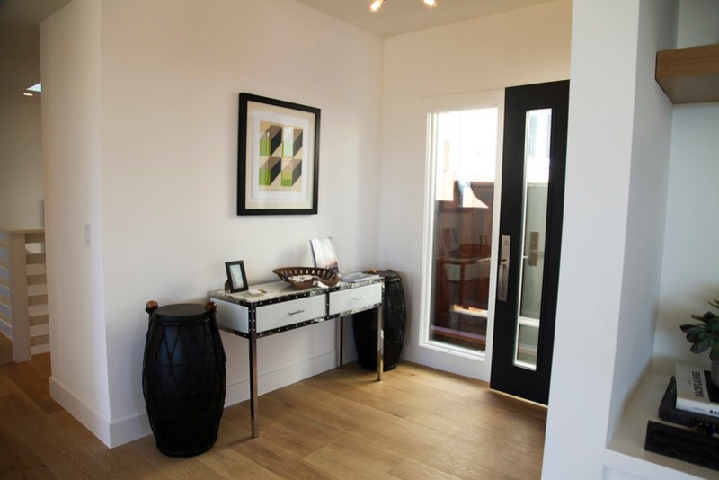 Remodeled Entryway