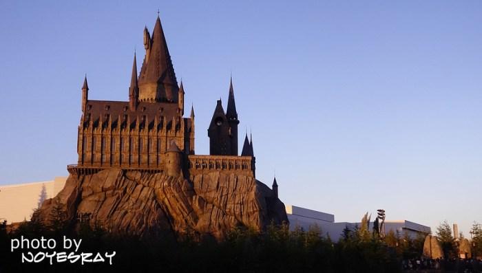 環球影城 哈利波特 霍格華茲城堡 12