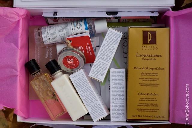 09 Wonderbox September 2014 Anniversary Box