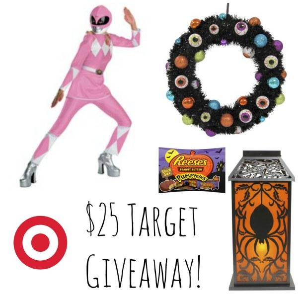 Target Giveaway Oct 14
