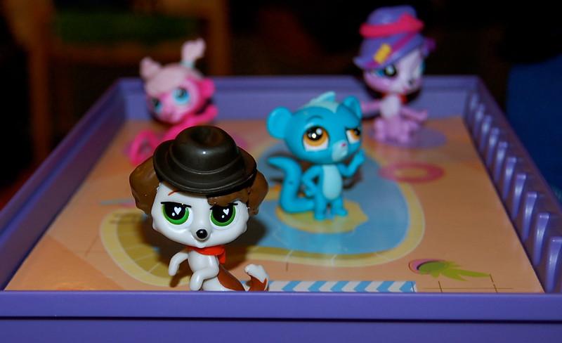 Littlest Pet Shop toys