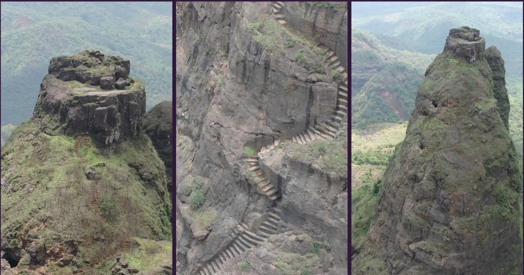 Kalavantin Durg Stairs