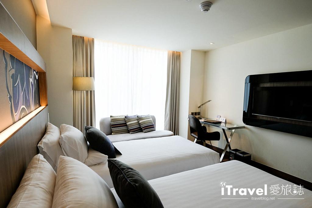 诺富特曼谷素坤逸酒店 Novotel Bangkok Sukhumvit 20 (24)