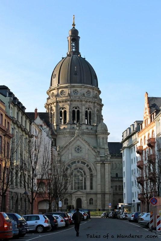 MAINZ - Christuskirche