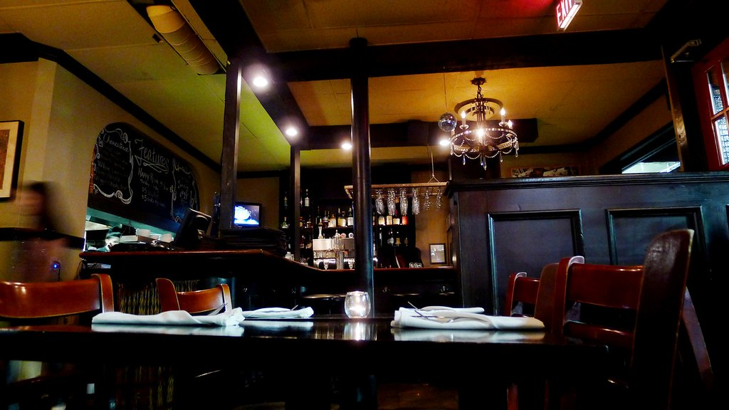 Central Bistro Vancouver Denman Nomss Instanomss
