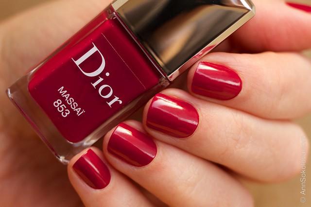 03 Dior #853 Massaї