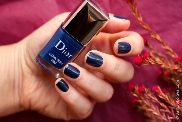 04 Dior #796 Carre Bleu