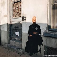 #streetart #art #streetart_daily #streetartistry #thecrystalship #ostend #oostende #visitoostende #visitflanders #belgium #igbelgium #wanderlust #travel #travelgram #vsco #vscocam #wall #juliendecasabianca #outingsproject