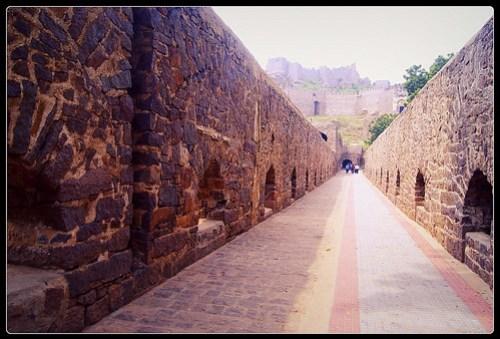 Golkunda Fort - 2