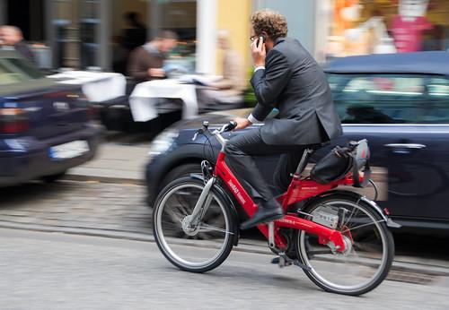 Business bike