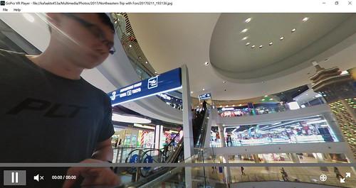 ใช้ GoPro VR Player ดูภาพหรือวิดีโอ 360 องศา