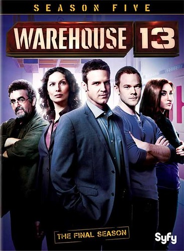 Warehouse 13 - Temporada final