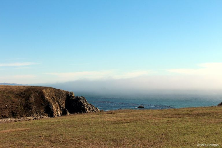 Fort Ross, Shore
