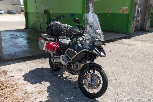 R1200 GS Adventure - Clean