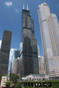 Chicago Sears Tower ou Tour Willis