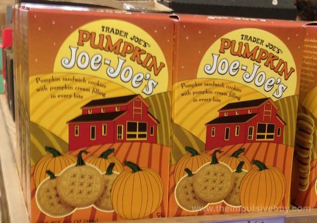 Trader Joe's Pumpkin Joe-Joe's