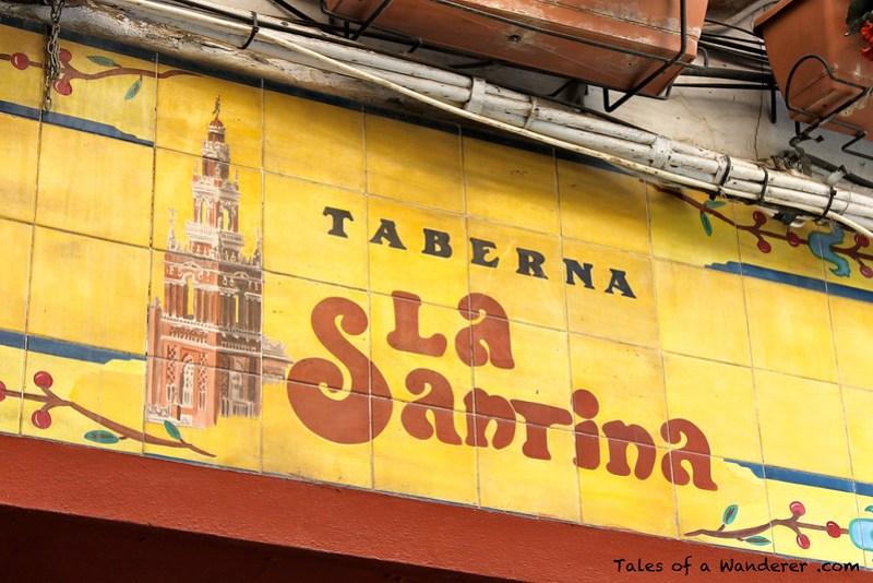 BADAJOZ - Taberna 'La Sabrina'