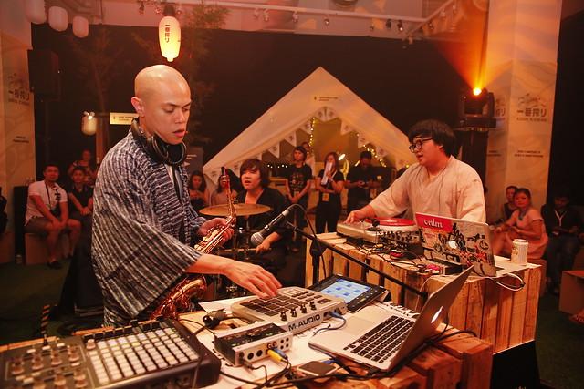 36 Kirin Ichiban Glamping Night 2014