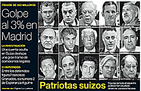 14j28 EPeriódico PP Corrupción El 3 % madrileño