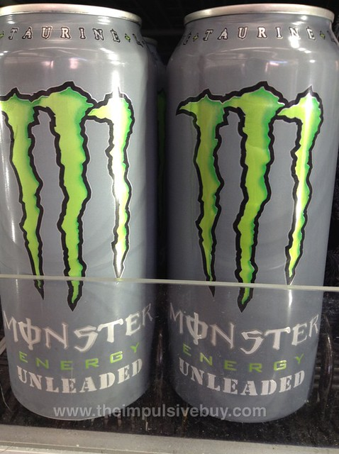Monster Energy Unleaded