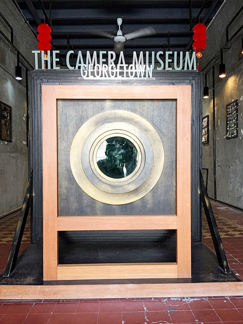 The Camera Museum, George Town.
