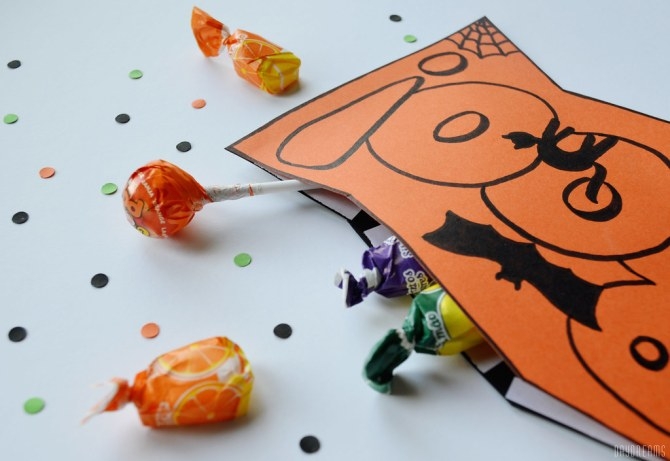 Trick or Treat Gift Bag 5