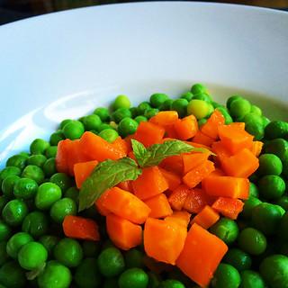 Tiempos de cocción de las verduras y hortalizas