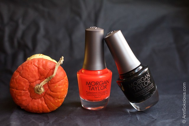 01 Morgan Taylor Halloween Collection 2014   Orange Crush swatches