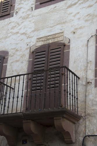 Balcón Hopitalenea, Elizondo