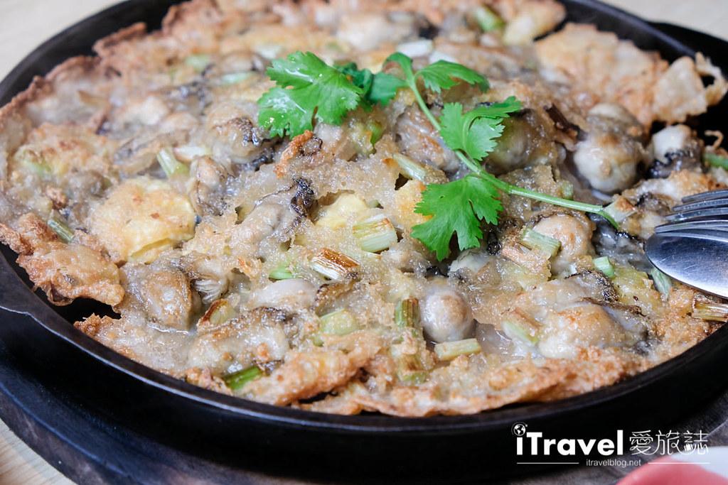 《曼谷美食餐厅》尚味泰 Savoey Seafood Restaurant二访心得,同场加映The Mercury Ville环境介绍。