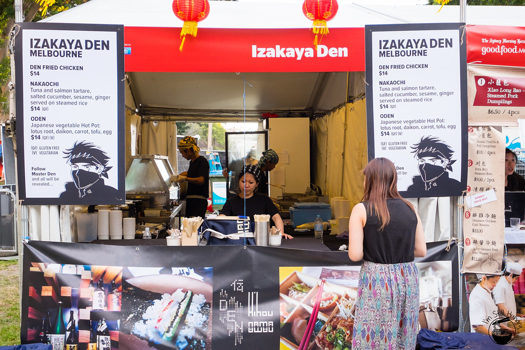 Izakaya Den Night Noodle Markets