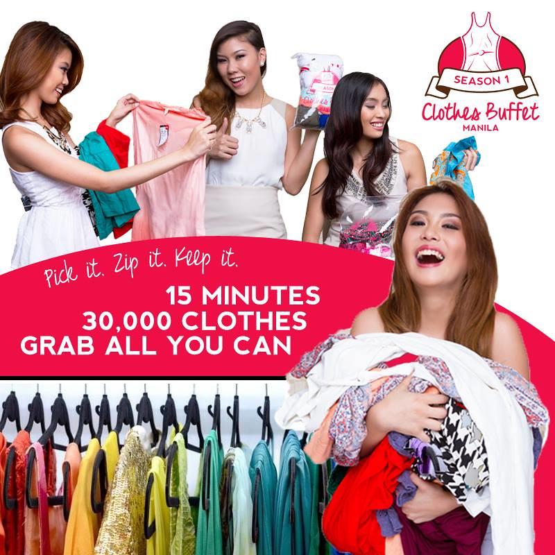 Clothes Buffet Manila