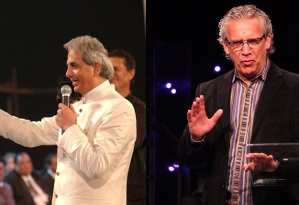 You don't have to be Benny Hinn or Bill Johnson to Heal the sick