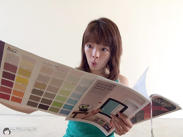 Dulux SG Inspiration 2015 Tiffany