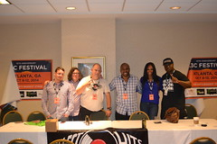 016 Negotiating the Music Music Industry Panel