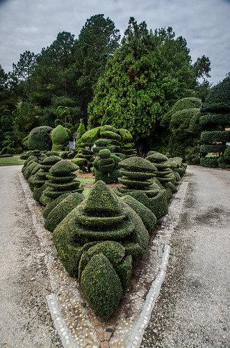 Pearle Fryer Topiary Garden-038