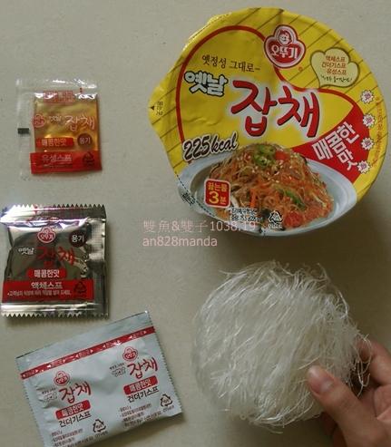 韓國拉麵雜菜冬粉잡채好吃 @ 安妹趣吃趣玩親子旅行趣 :: 痞客邦