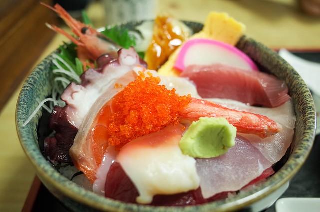 寿司吉 海鮮丼