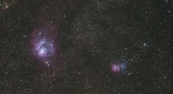 Messier Trilogy