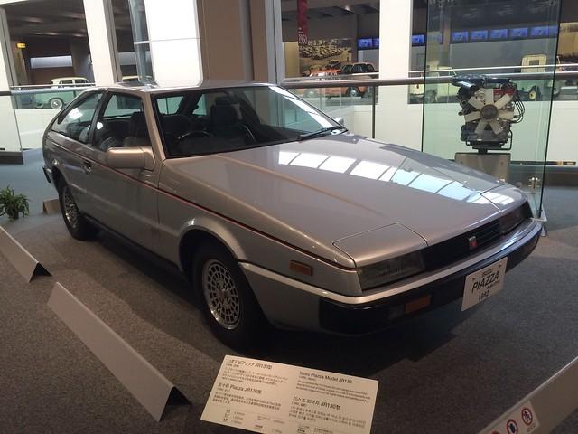 Isuzu Piazza Model JR130, 1982