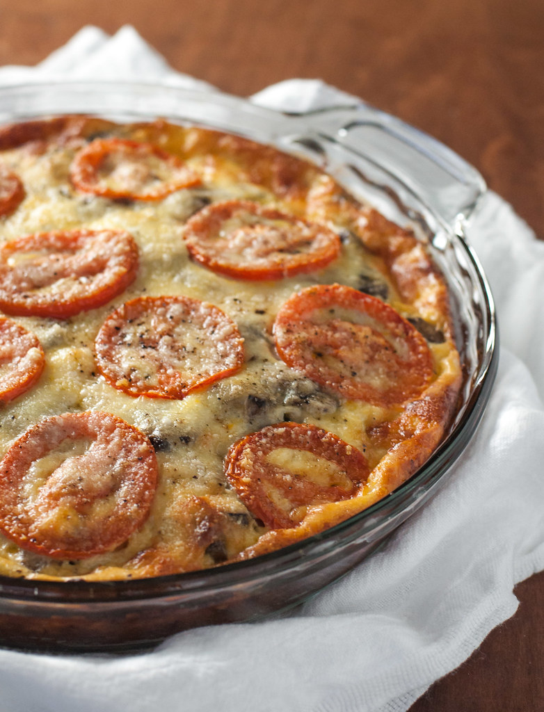 Cheesy gluten-free tart and more dinners from Natural Comfort Kitchen personal chef service