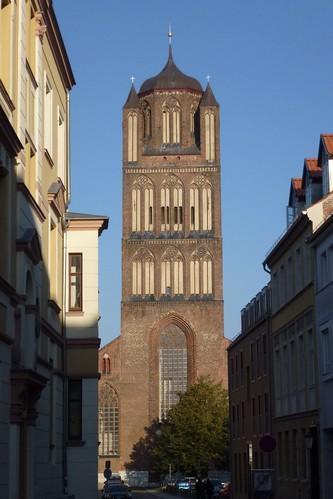 St. Jakobikirche Stralsund