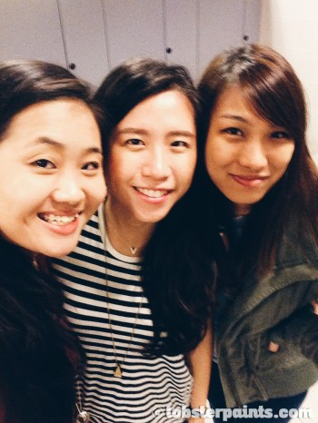 25 Sep 2014: The countdown is finally over!   Changi Airport, Singapore
