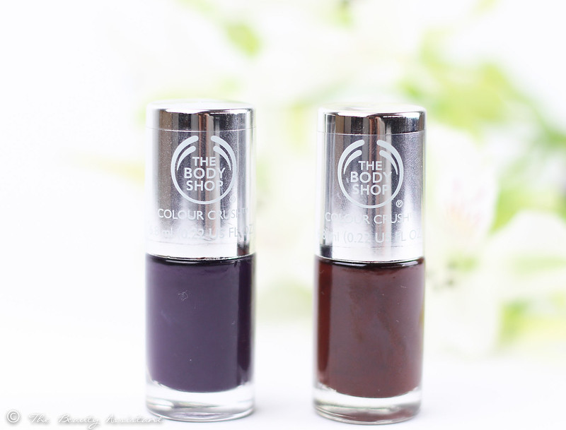 the body shop color crush